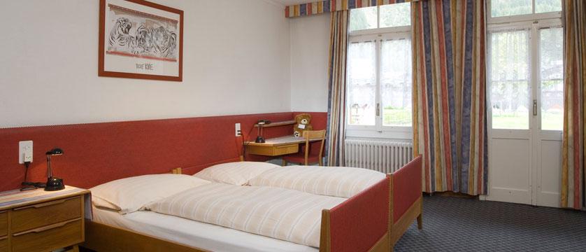 Hotel Bernerhof, Wengen, Bernese Oberland, Switzerland - double bedroom.jpg